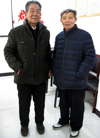 农民书画家王克生