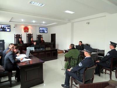 咸阳中院:院长携卷下基层办案 当庭宣判提升审判质效